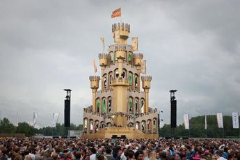 Mysteryland - Music Festival in Amsterdam.