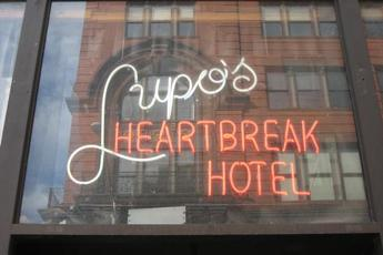 Lupo&#x27;s Heartbreak Hotel (Providence, RI) - Concert Venue | Music Venue in Boston.