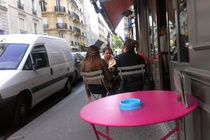 Sans Gêne - Bar   Restaurant in Paris.