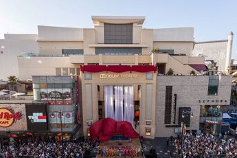 The Dolby Theatre - Theater in Los Angeles.