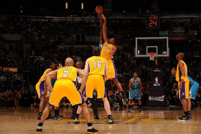 Photo of Los Angeles Lakers