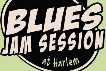 Blues Jam Session at Harlem Jazz Club Barcelona - Concert in Barcelona.