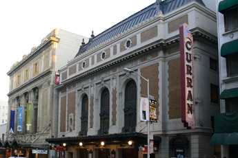 Curran Theatre - Theater in San Francisco.