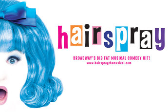 Hairspray - Musical in Boston.