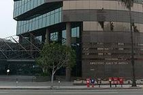 Directors Guild of America - Theater in Los Angeles.