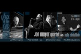 Jazz at the CAP: Jon Mayer Quartet with Pete Christlieb - Concert in Los Angeles.