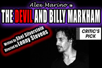 Alex Marino in: The Devil And Billy Markham - Play in Los Angeles.