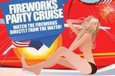 The Star of Palm Beach Independence Day Fireworks Party Cruise - Party | Holiday Event in New York.