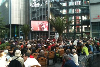 Berliner Theatertreffen - Theatre Festival in Berlin.