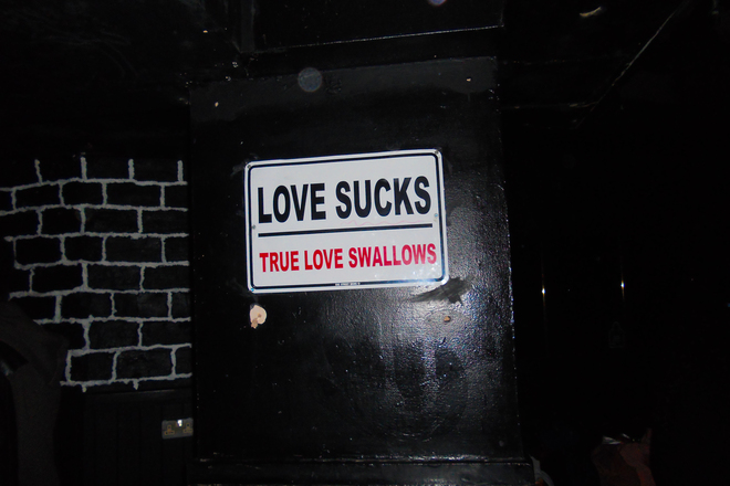 Bar Signs: Words from the Wise - 13 of 13