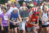 Charles River YMCA Independence Day 5K - Fitness & Health Event | Outdoor Event | Holiday Event | Parade in Boston.