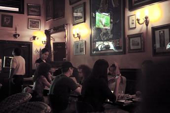 La Poubelle - Bar   Bistro   Café   French Restaurant in Los Angeles.