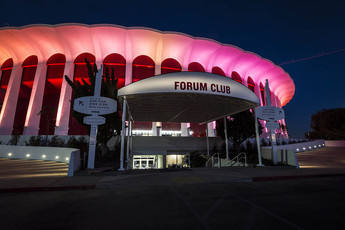 The Forum - Arena | Concert Venue in Los Angeles.