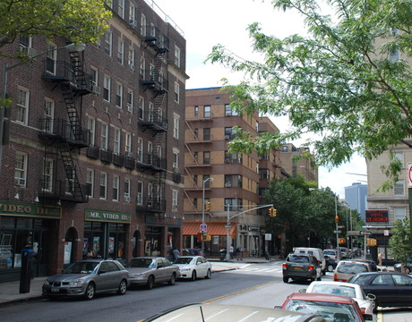 Brooklyn Heights, New York.
