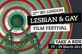 BFI London Lesbian & Gay Film Festival - Film Festival in London.