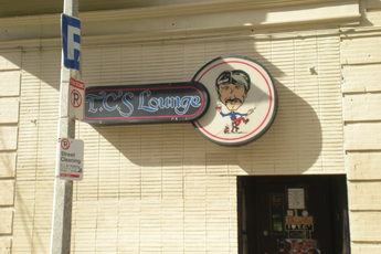 T.C.s Lounge - Dive Bar in Boston.