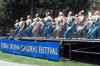 Yerba Buena Gardens Festival - Festival | Arts Festival | Music Festival | Performing Arts | Dance Festival in San Francisco.