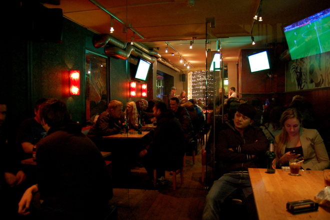Photo of Belushi's Bar