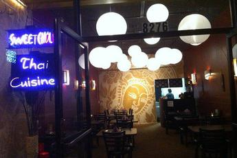 Sweet Chili - Thai Restaurant   Asian Restaurant in Los Angeles.