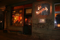 Die Tagung - Dive Bar in Berlin.