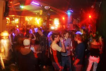 Knaack - Club in Berlin.