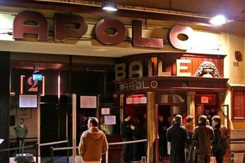 La (2) de Apolo  - Concert Venue in Barcelona.