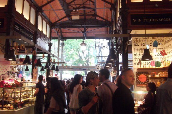 Photo of Mercado de San Miguel
