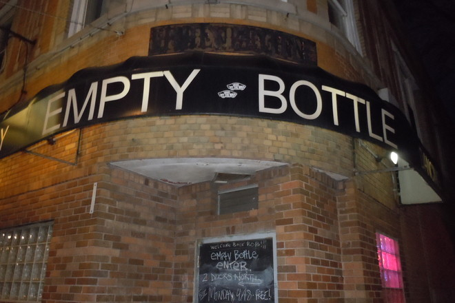 Photo of The Empty Bottle