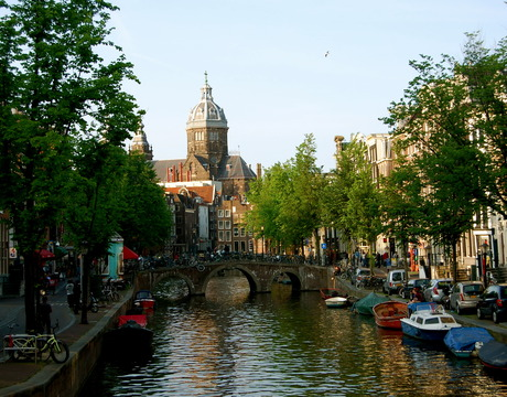 Red Light District, Amsterdam.