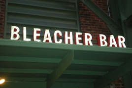 Bleacher Bar - Sports Bar in Boston.