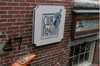 Club Passim  - Music Venue in Boston.