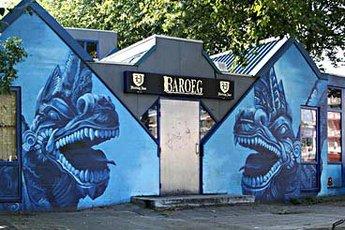 Baroeg (Rotterdam, NL)  - Concert Venue in Amsterdam.
