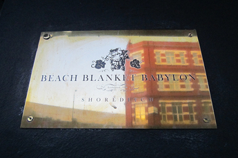 Beach Blanket Babylon (Shoreditch) - Bar | Club | Restaurant in London.
