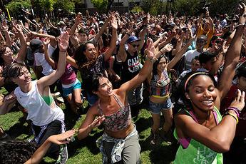 National Dance Day Celebration - Dance Festival in Los Angeles.