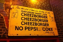 Billy Goat Tavern - Dive Bar | Historic Bar | Restaurant | Tavern in Chicago.