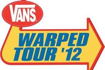 Vans Warped Tour 2012 - Concert in Chicago.