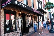 Thunder Burger & Bar - Burger Joint | Bar in Washington, DC.