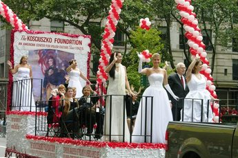 Pulaski Day Parade - Parade | Cultural Festival in New York.