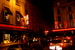 Rue de Lappe - Nightlife Area in Paris.