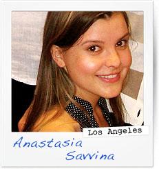 Anastasia Savvina