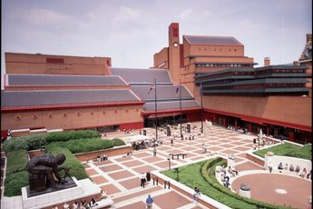 how to get to the british library
