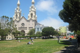 Washington Square - Culture | Outdoor Activity | Park | Square in SF