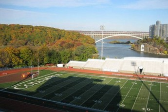 Baker Field - Stadium in New York.