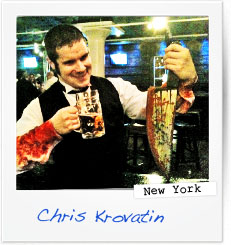 Chris Krovatin