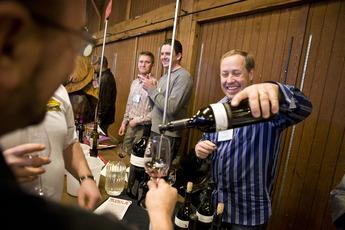 Zinfandel Experience - Wine Festival in San Francisco.