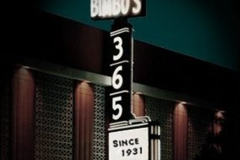 Bimbo's 365 Club - Concert Venue in San Francisco.