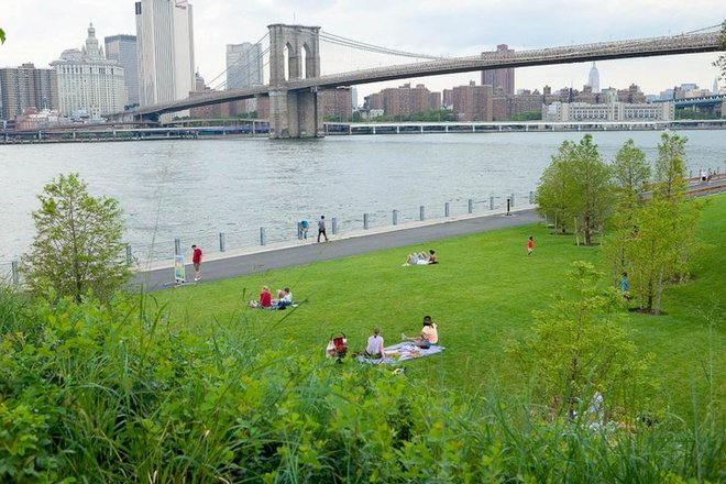 Photo of Brooklyn Bridge Park