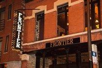 Frontier - Bar   New American Restaurant in Chicago.