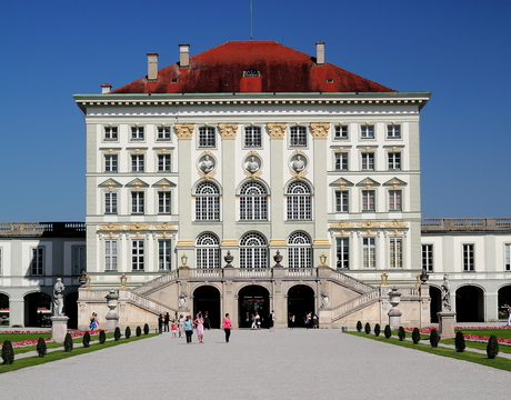 Neuhausen-Nymphenburg, Munich.