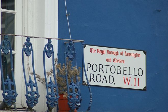 Photo of Portobello Road Market
